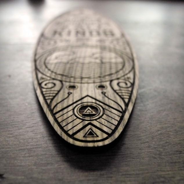 Surfboard Detailansicht 2